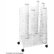 Wire Roll File - 24 Compartment