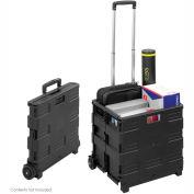 Safco® STOW AWAY® 4054 Folding Crate Cart