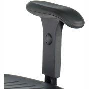 TaskMaster Adjustable T-Pad Armrests