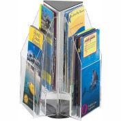 Clear 6 Pamphlet Tabletop Displays