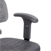 Soft Tough Adjustable T-Pad Arms