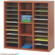 Après™ Modular Storage Literature Organizer - Cherry