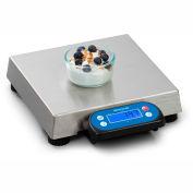 "Brecknell 6710U Point of Sale Digital Scale 30lb x 0.01lb, 10"" x 10"" Platform"