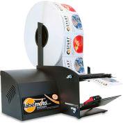 """DÉBUT International LD6050 4-3/4"""" étiquette large électrique distributeur idéal pour la plupart des étiquettes"""