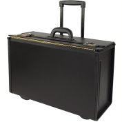 Stebco 251622 cuir synthétique analyse de rentabilisation sur roues, noir