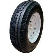 Sutong Tire Resources ASB1038 Service Trailer Bias Tire ST205/75D14 - 6 Ply on 14 x 6 (5-4.5) Wheel