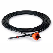 "SpeedClean SC-TC-S03-25R - I.D. Tubes 25' Flexible Shaft, 9/16"" - 1"""