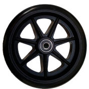 "Stander™ 4301 Walker 6"" Replacement Wheels (Set of 2)"
