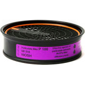 Filtre à particules Sundstrom® Sécurité P100, qté par paquet : 5