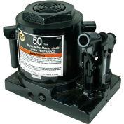 Omega 50 Ton Side Pump Bottle Jack - 10500