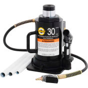 Omega 30 Ton Air Actuated Bottle Jack - 18302C