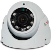 Safety Vision Exterior Camera W/ IR 6 MM White Housing - 41-6IR-WT
