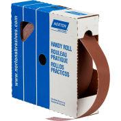 "Norton 66261126297 Metalite Cloth Roll 2""W x 50 Yds. Aluminum Oxide P120 Grit"