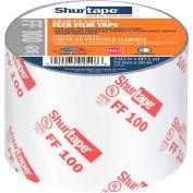 Ruban de Film 100 de Shurtape FF pour isolant réfléchissant 72 mm x 55 m, qté par paquet : 16