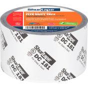 Ruban de film imprimé/homologuéUL 181B-FXShurtape DC 181,72 mm x 110 m, qté par paquet : 16