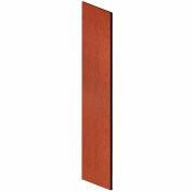 "Salsbury Side Panel 33306 - for 21""D Designer Wood Locker with Sloping Hood Cherry"