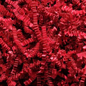 Spring Fill Decorative Filler C10RE Crinkle Cut, Red, 10 Lb. Box