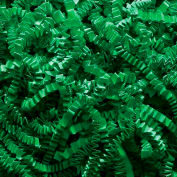 Spring Fill Decorative Filler C40GR Crinkle Cut, Green, 40 Lb. Box