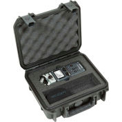 "SKB Zoom iSeries Case 3i-0907-4-H5 for Zoom H5 Recorder, Watertight, 10-3/4""L x 9-11/16""W"