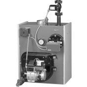 Inclinaison-Fin chaudière à eau chaude au mazout sans bobine sans réservoir TR-30-P - 175000 BTU