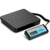 """Balance numérique de table Brecknell PS400 400 lb x 0,5 lb, 12-3/16 """"x 11-11/16"""" plateforme"""