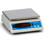 "Brecknell 405 Bench Digital Scale 30lb x 0.1 oz 8-1/2"" x 9-1/2"" Platform"