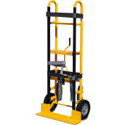 "Snap-Loc™ 4-Wheel  Appliance Cart SLV0500ACY - 60""H 500 Lb. Capacity"