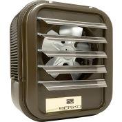 Berko® Horizontal/Downflow Unit Heater HUHAA548, 5KW at 480V, 3Ph