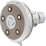 Pomme de douche 5 jets de Napa de Speakman Anystream®, Chrome poli, 2,5 GPM
