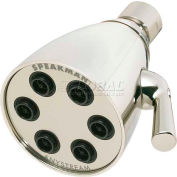Speakman Anystream® Icon 6-Jet Shower Head, Polished Nickel Finish, 2.5 GPM