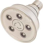 Speakman Anystream® 3-3/4 diamètre Caspian Wall Mount douchette, brossé finition Nickel, 2 gal/min