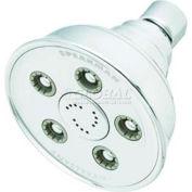 Speakman Anystream® 3-3/4 diamètre Caspian Wall Mount douchette, Chrome poli, 2 gal/min