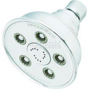 Speakman Anystream® 3-3/4 Dia. Caspian Wall Mount Shower Head, Polished Chrome Finish, 2 GPM