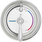 Speakman Sentinel SM-3400 Mark II® Regency équilibre soupape W / inverseur de contrôle de Volume