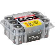 Emballage contractant de12 pilesRayovac® Alkaline Ultra Pro™ D, qté par paquet : 12