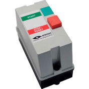 Springer Controls, JC1206P1G-UN, Enclosed AC Motor Starter, 3-Phase, 7.5 HP, 460V