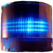 Springer Controls / Texelco LA-16-4G 70mm Stack Light, Steady, 240V AC/DC LED - Blue