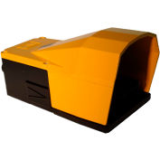 Tecno Elettrica Ravasi (T.E.R.), PF54615100 Foot-Switch, Standard Aluminum Cover, 1 N.O. +1 N.C.