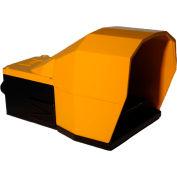 Tecno Elettrica Ravasi (T.E.R.), PF54617200 Foot-Switch, X-large Aluminum Cover, 2 N.O. + 2 N.C.