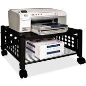 Vertiflex® Underdesk Machine Stand, noir