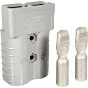 SB® App connecteur SPEA Kon® 6320 5 - 3/0 Wire Gauge - 350 Amp - gris