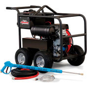 Shark BR 4.5 @ 5000 Honda Gx660 Elect. Start Cold Water Belt Drive Pressure Washer