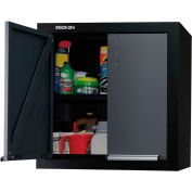 Stack-On-Modular 2-Door Wall Cabinet-AGS-WC-1S