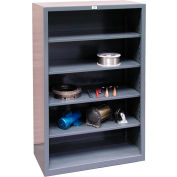 Strong Hold Closed Shelving Unit 36 x 18 x 72