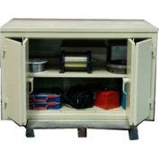 Bi-Fold Countertop Storage 60 x 36 x 37