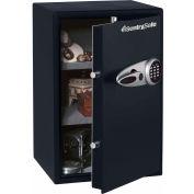 "SentrySafe Security Safe T6-331 - Electronic Lock, 15-7/16""W x 16-1/8""D x 23-15/16""H, Black"