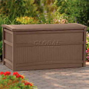 "Suncast DB5000B Deck Box 50 Gallon, 41""L x 21""W x 22""H"