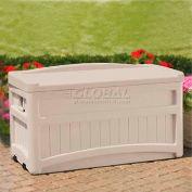 """Suncast DB7500 Deck Box 73 Gallon, 46""""L x 23-5/8""""W x 25-1/2""""H"""