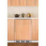 """Summit FF7BIFRADA - 32""""H All-Refrigerator For Built-In Use Under ADA Comp Counters, S/S Door Frame"""