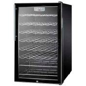 "Summit SWC525LBIHVADA - ADA Comp 20""W Wine Cellar For Built-In Use,, Lock, Digital Thermostat"